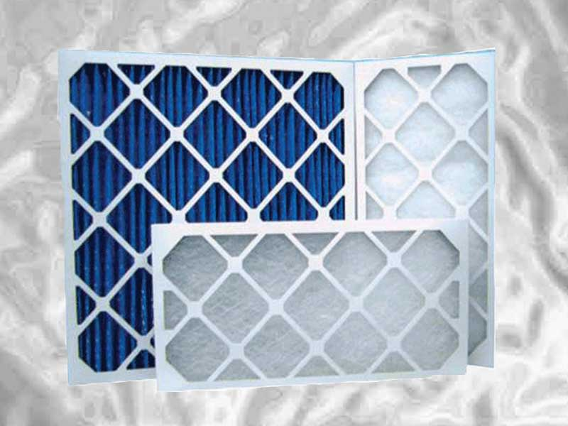 Panel Filters can be used for a braod range of applications in air-conditioning and heating and ventilation systems.  Produced in card or metal frame in grades from G8 to F8 these filters are manufactured to standard sizes or to client's specifications.